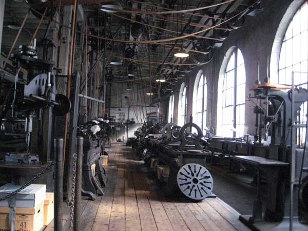 Edison Machine Shop
